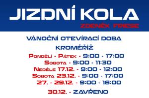 otevírací doba - Kroměříž